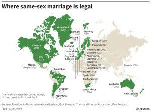 نقشهی تصویب قانون #گناه_همجنس_بازی