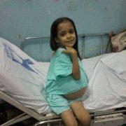 شایعه بارداری دختر 9 ساله در ایران