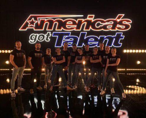 اجرای بسیار زیبا از گروهی اوکراینی در استعدادیابی آمریکا