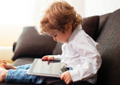 بچههای خارجی چطور اینترنت بازی میکنند؟