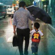محبت پدر و مادر به فرزند