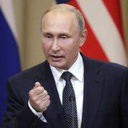 پوتين ازدواج (همباشیِ) همجنسبازها رو تو روسيه ممنوع كرد! دمشم گرم
