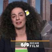 درگیری لفظی کارشناس بیبیسی با مصی علینژاد